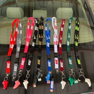 Custom nike keychains